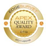APEX Award Seal