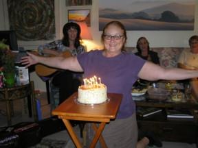 Raphaella's 62nd birthday celebration of friends