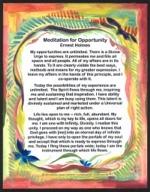 Meditation for Opportunity - Ernest Holmes
