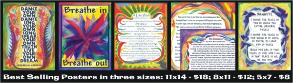 Heartful Art's best selling posters
