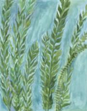 Kelp Forest original art
