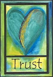 Trust magnet - $5