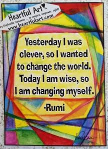 5x7 Rumi