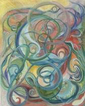 Original watercolor by Raphaella Vaisseau
