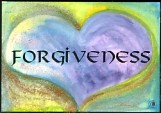 Forgiveness magnet by Raphaella Vaisseau