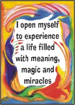 5x7 affirmation poster by Michele Whittington