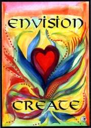 Envision Create magnet
