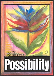 Possibility magnet - $5