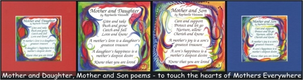 Mother and Daughter, Mother and Son poems