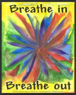 Breathe poster 11x14