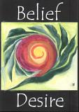 Belief Desire 2x3 magnet