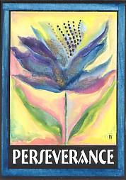 Perseverance magnet - $5