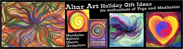 Altar Art - Holiday Gifts for Yoga & Meditation