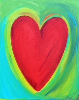 """16"""" x 20"""" Heart of the Dance"""