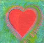 4x4 Heart of Tropical Fruit - $35