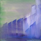 10x10 Blue Steps $186