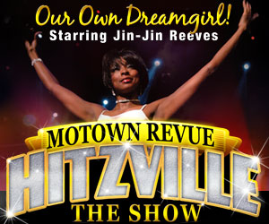Hitzville Motown Show