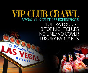 Vegas VIP Club Crawl