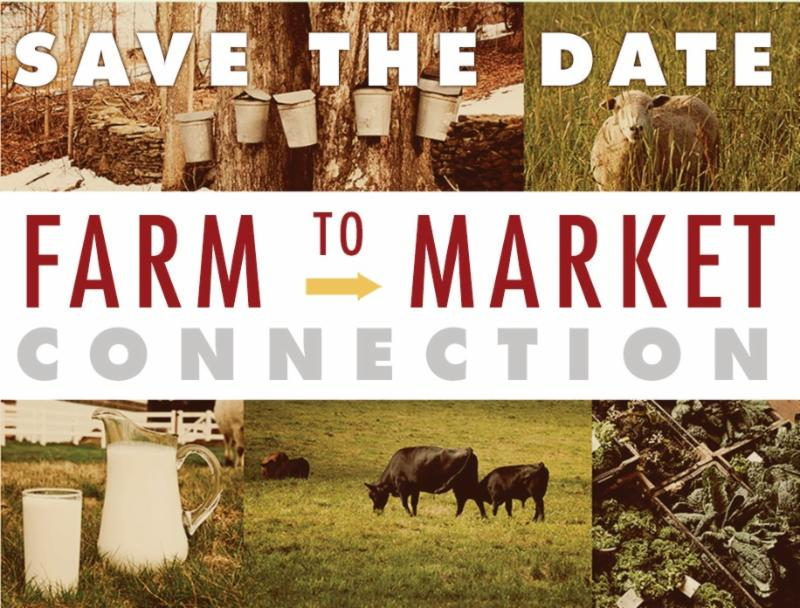 Register for the Farm to Market Connection