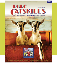 Pure Catskills Guide 2012