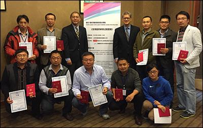 Dr. Kaitin _ Shao and graduates