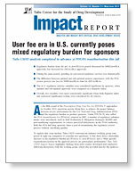 Cover for April/May 2012 Impact Report