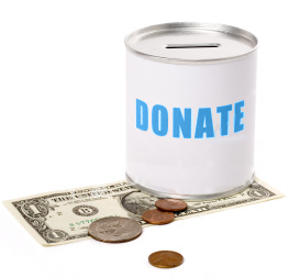 donate can