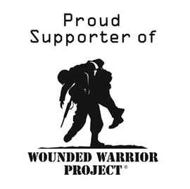 Wounded Warrior Supporter Logo
