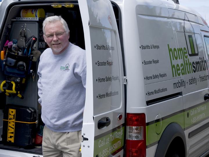 Bill With Van