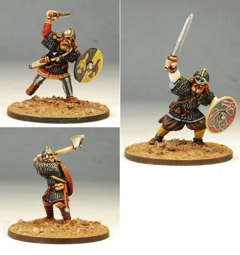 New  SAGA Warlords