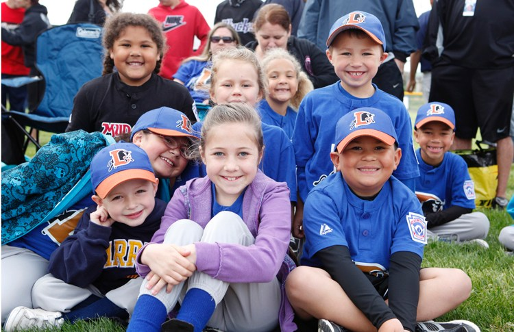 Antioch Little League Grand Opening - Kids
