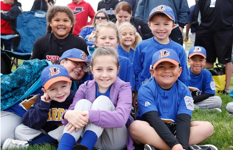 Antioch Little League Grand Opening - Kids