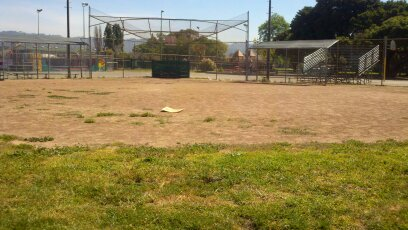 Historic DeFremery Park West Oakland