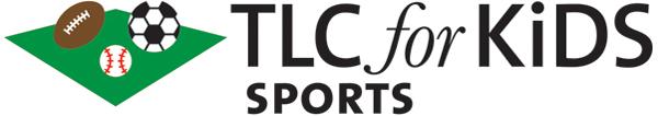 TLC for Kids Sports Logo
