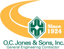 OC Jones Logo