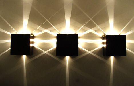 Cube Lamp Box