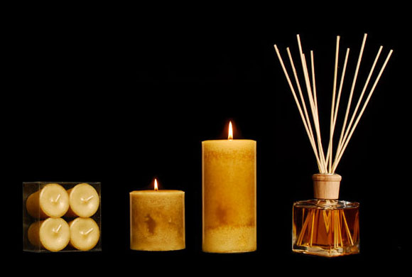 Raw Candles