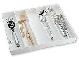 Expand-a-Drawer� Utensil Trays