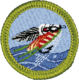 Scouting news you can use july 2012 for Fishing merit badge