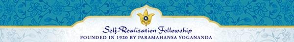SRF Newsletter Banner