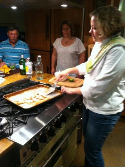 Gaspars Cooking Class