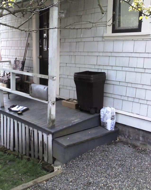 Deck Remodel (before)