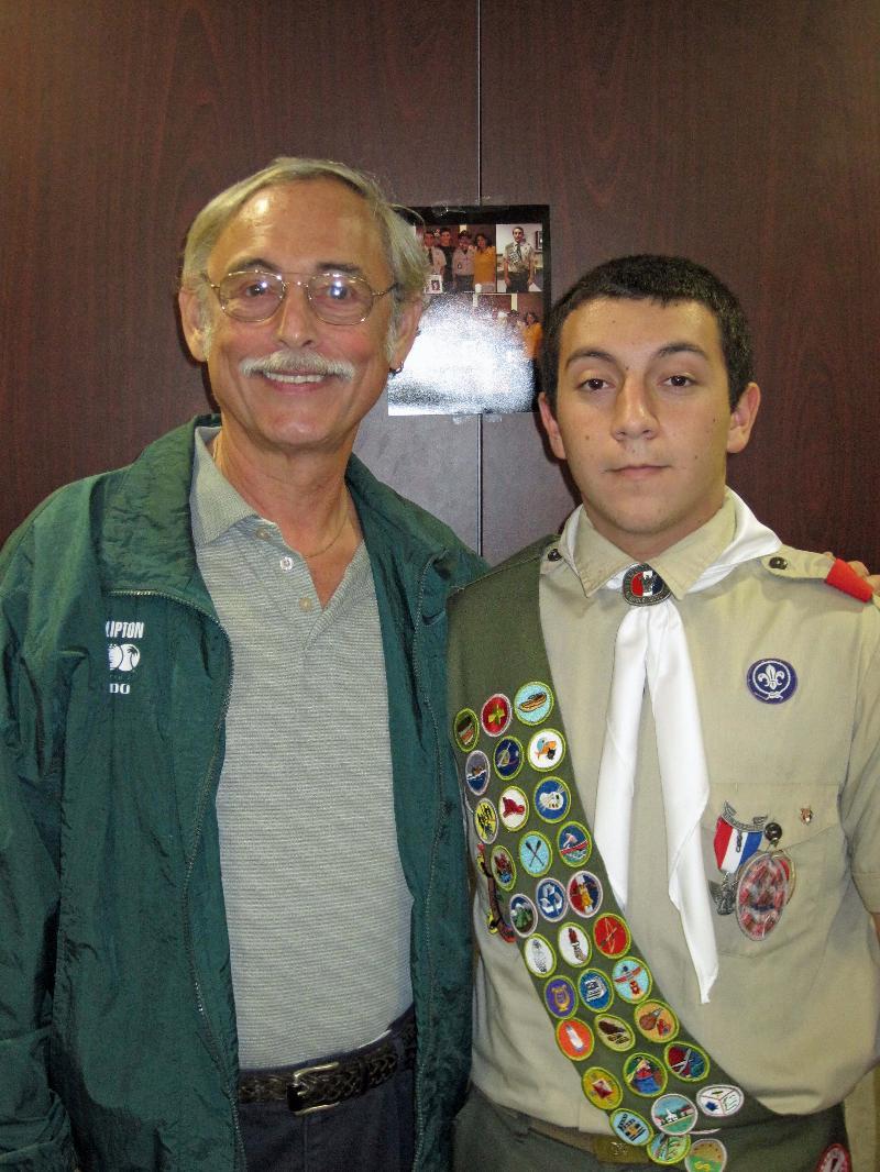 Sean Eagle Scout