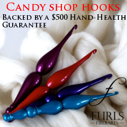 Furl's New Crochet Hooks: Candy Shop Hooks