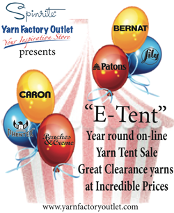eTent Discount Yarn Clearance Spinrite Factory Outlet  sc 1 st  Constant Contact & Crochet Inspiration For The Nation + Free Patterns