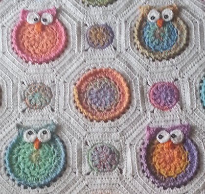 Whoos Crochet Afghan Free Patterns Pattern Reading Course