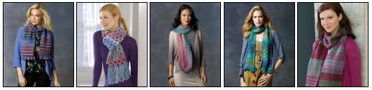 Happy Crochet Scarves Patterns