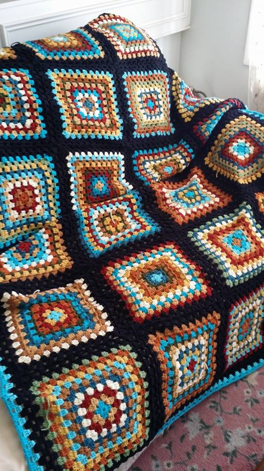 Free Crochet Patterns Groundhog : Groundhog Day, Free Crochet Patterns + Stained Glass Sweater