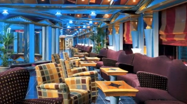 Carnival Miracle Lounge