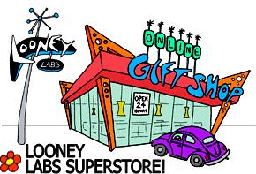 Looney Labs Logo